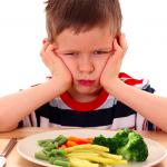 Enseña a tu niño a comer sano