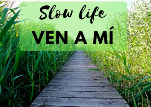 slow life definicion y practica