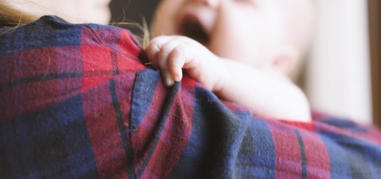 nao deixar o bebe chorar