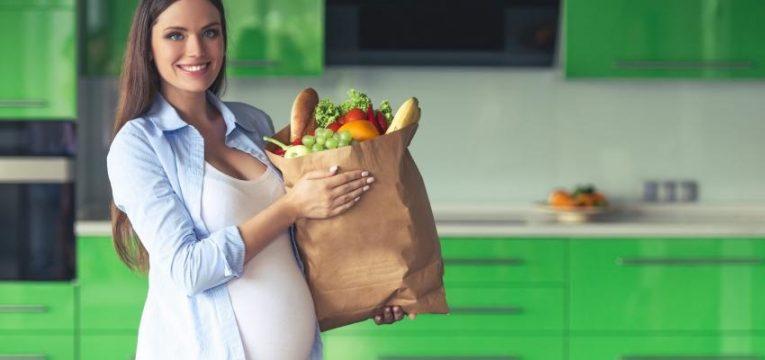 Todo sobre la alimentación en el tercer trimestre de embarazo 2