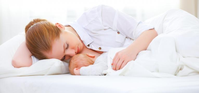 ingurgitación mamario en la lactancia