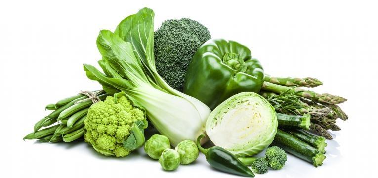 alimentos con acido folico brocoli y espinacas