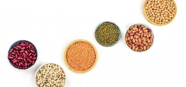 alimentos con acido folico leguminosas