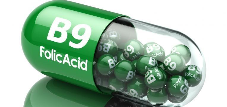 acido folico en el embarazo vitamina B9