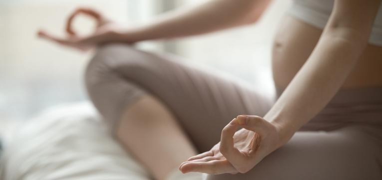 gravida e yoga