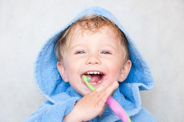 Consejos para hacer que los niños se cepillen los dientes