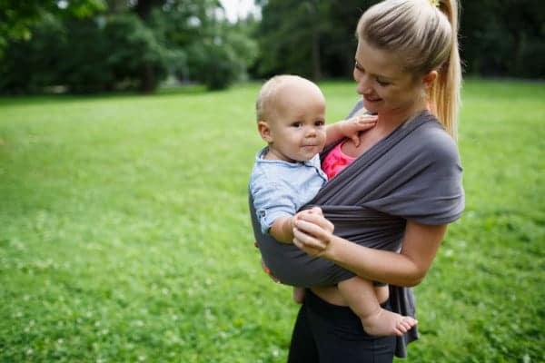 """Kangatraining"", ejercicios de gimnasia para mamá y bebé"